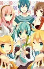 A Life With The Vocaloids by ArwinChua