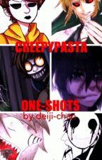 Never leave me~ (creepypasta x reader) oneshots~! by deiji-chan