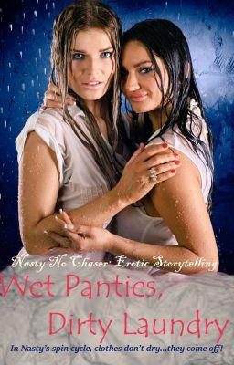 Little wet pantys