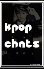 Kpop Chats by Flockentanz_V
