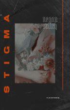 stigma ; negan by miniagust