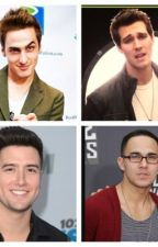 Trapped (A Big Time Rush Fanfiction) by biggerthantherush