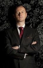 Mycroft Holmes by Theicemansdarling