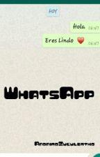 Whatsapp by OtakuLectorSexy