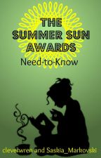 Summer Sun Awards: Need-to-Know by SummerSunAwards