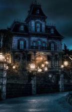 The Haunted Hospital  by lgklin01