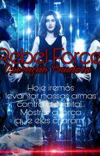 Rebel Force: Operação Pandora by toxic_butt3rflies