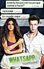 Whatsapp [Cameron Dallas] by YourFacexD