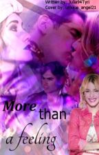 Violetta - More than a Feeling by Julia94Tyri