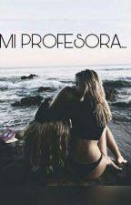 Mi profesora... by Morgade_Ferviu