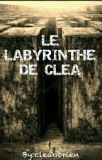 Le Labyrinthe De Cléa by cleaobrien