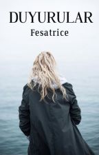 DUYURULAR by Fesatrice
