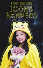 Icons y Banners {K-pop} |ABIERTO| by Kpop_Editions