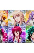 A new story ((Kamigami No asobi X reader)) by Anuyushi