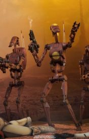 Life of a B1 series Battle Droid by B1_Battle_Droid