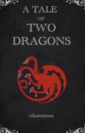TALE OF TWO DRAGONS by vikatorious