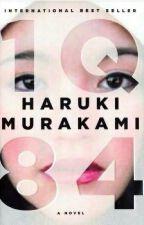 1Q84. Книга 3.  Харуки Мураками by laddy-l