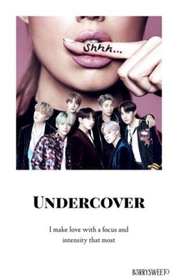 Undercover (BTS fanfic )