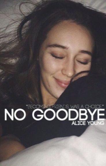 no goodbye [ 2; matthew daddario ]