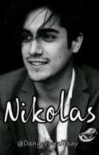 Nikolas by Pequena_Maay