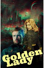 The Golden Lady (Steve Rogers) by SteveRogers25