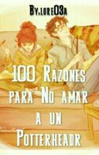 100 razones para No amar a un potterhead by lore03a