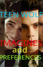 《Teen Wolf Imagines and Preferences》 by vxidscott