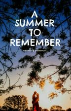 A Summer to Remember by shadowcat_