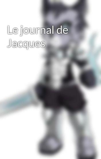 Le journal de Jacques