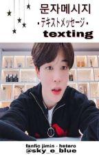 Texting ❀ Jimin by ykihyun