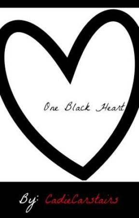 One Black Heart by CadieCarstairs