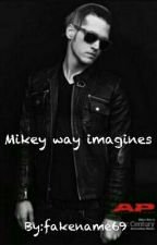 Mikey Way Imagines  by randomname15