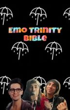 Emo Trinity Bible by GerardTheSassiest