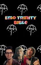 Emo Trinity Bible by GerardTheSassiest