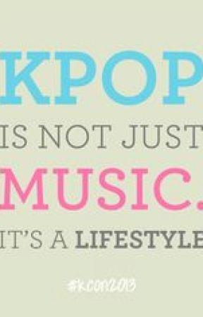 Kpop Lyrics by xxkylamariexx