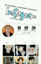 Instagram ➳ MinRon by nuestage