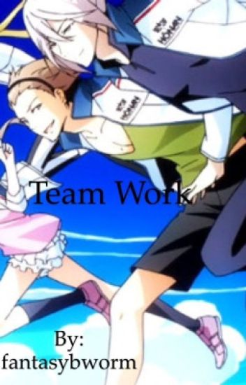 Team Work (Prince of Stride Fanfic)