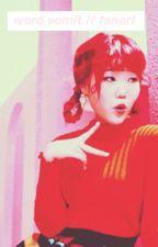 word vomit // fanart by wonwooiie