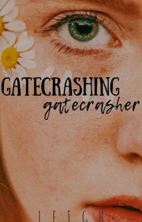 Gatecrashing Gatecrasher by lethargicpencil