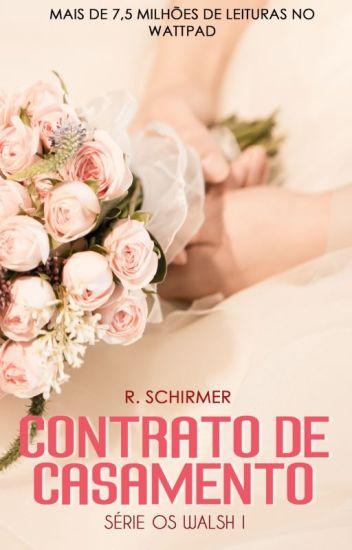 Série Os Walsh 1 - Contrato de Casamento