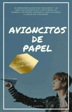 Avioncitos de papel⇝Vkook 『OneShoot』#BTSWingsA17 by lvykth