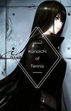 The Kunoichi of Tennis (by DaPsionicFox) by j_jstn