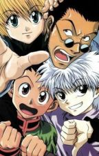 Don't forget~ Hunter X Hunter x reader by badger_with_a_pencil