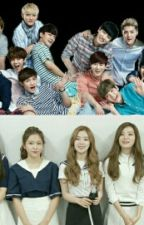 Story About Friends [EXO and Redvelvet] by JFTFRLOVE