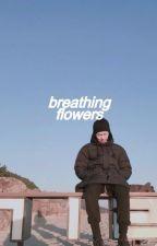 breathing flowers by kimdailys