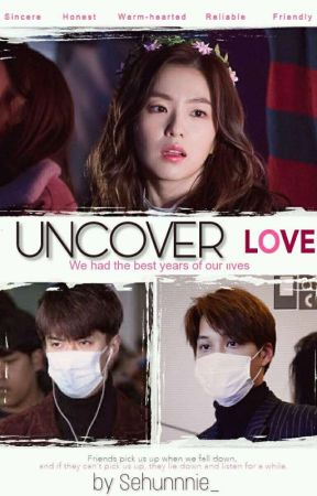 Uncover    Sehun & Irene ff    ExoVelvet by sehunnnie_
