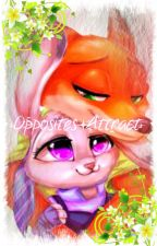 Opposites Attract (Judy Hopps X Nick Wilde) by Roseinixa