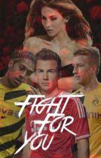 Fight for You || Götzeus (German) by misspiszczek26