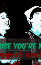 [Short fic/Wri-fic][Markjin] My biggest crush by markthepeach