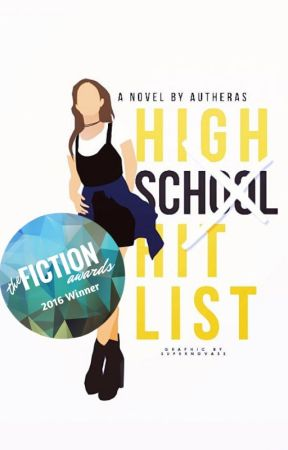 High School Hit List (CLIQUE BAIT 2020) by autheras